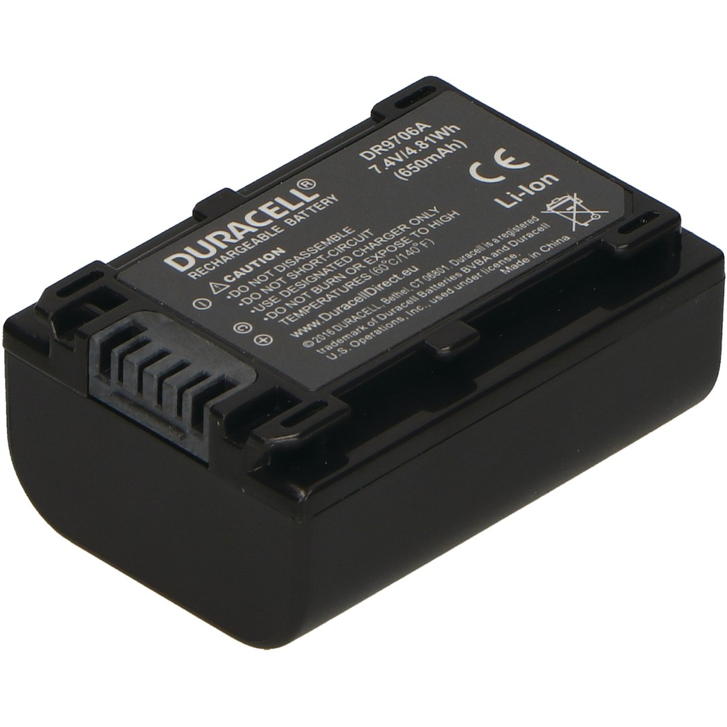 Replacement Sony NP-FV50 Battery