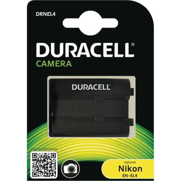 Replacement Nikon EN-EL4 Battery