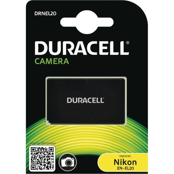 Replacement Nikon EN-EL20 Battery