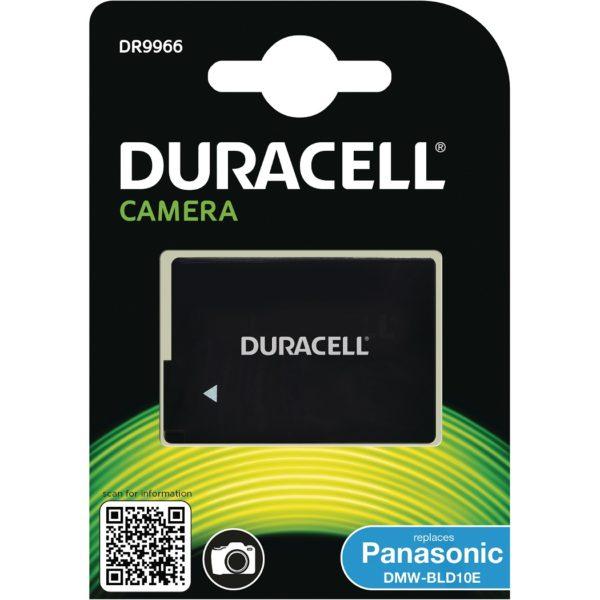 Replacement Panasonic DMW-BLD10E Battery