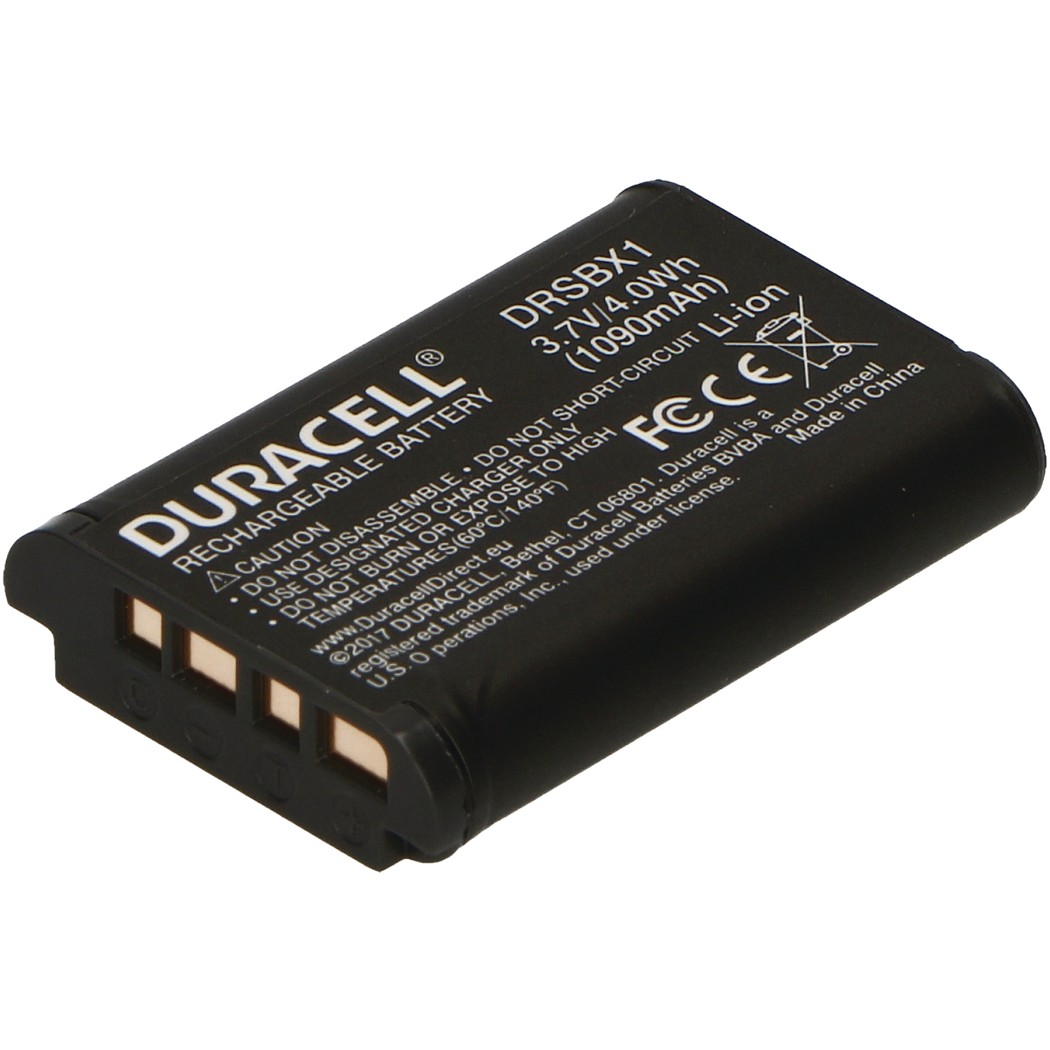 Replacement Sony NP-BX1 Battery