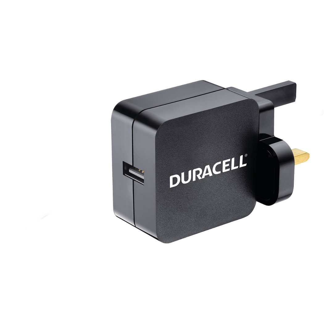 2.4A USB Mains Charger