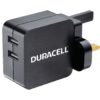 2 x 2.4A Dual USB Mains Charger