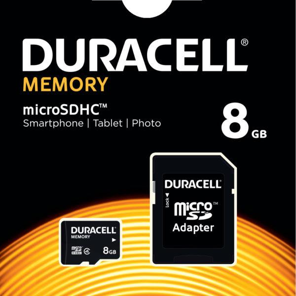 8GB microSDHC Card Kit