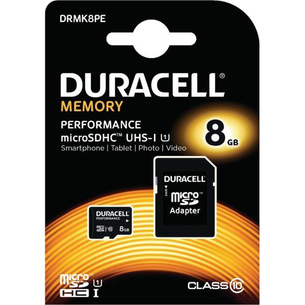 8GB microSDHC Class 10 UHS-I Kit