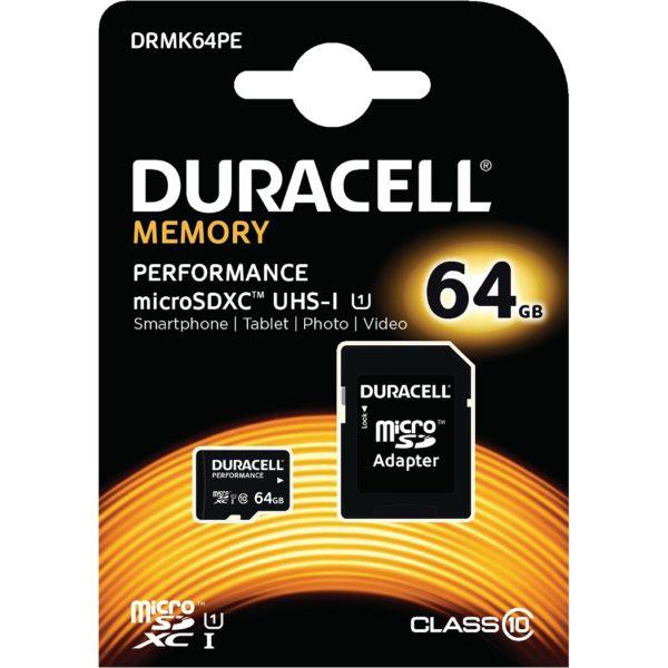 64GB microSDXC Class 10 UHS-I Kit