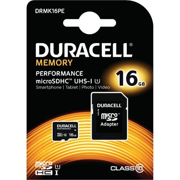 16GB microSDHC Class 10 UHS-I Kit