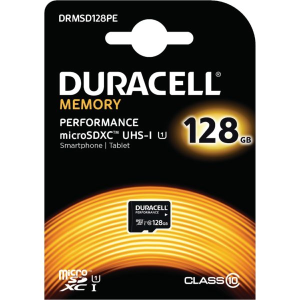 128GB microSDXC Class 10 UHS-I Card