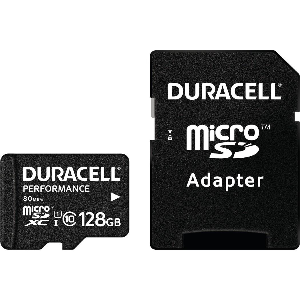128GB microSDXC Class 10 UHS-I Kit