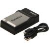 Replacement Canon NB-6L USB Charger