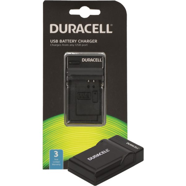 Replacement Panasonic DMW-BCF10E Charger