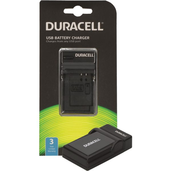 Replacement Panasonic DMW-BLD10E Charger