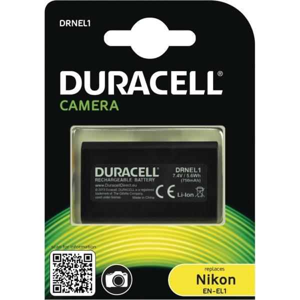 Replacement Nikon EN-EL1 Battery