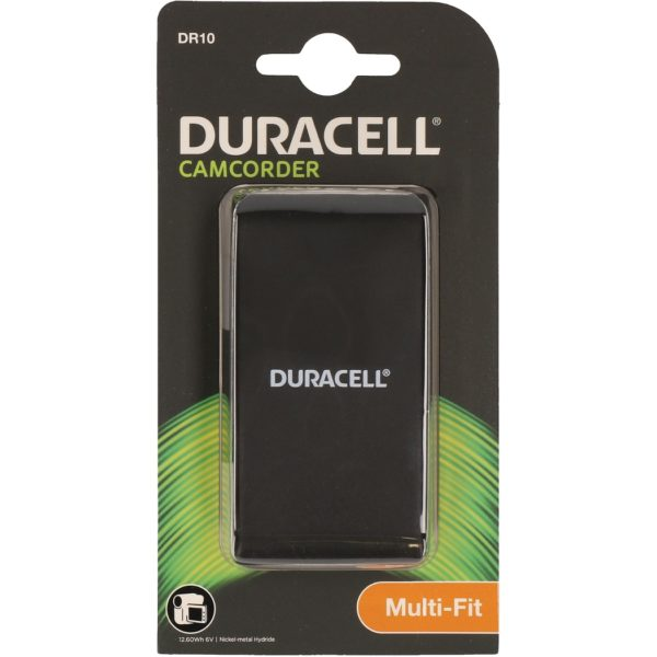 Replacment MultiFit Camcorder Battery