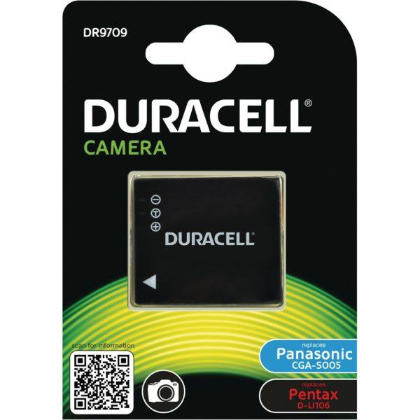Replacement Panasonic CGA-S005 Battery