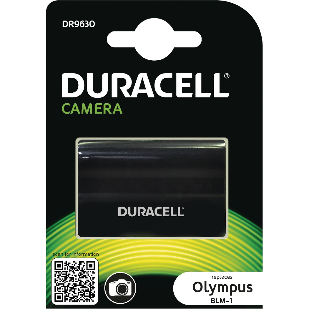 Replacement Olympus BLM-1 Battery