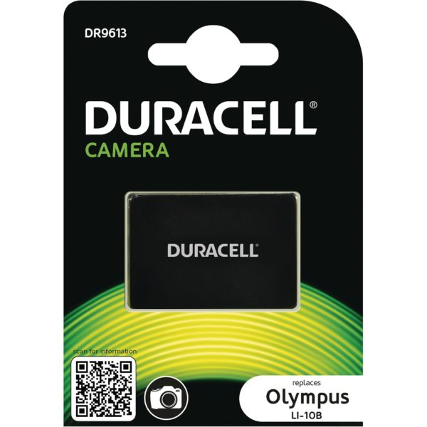 Replacement Olympus LI-10B Battery