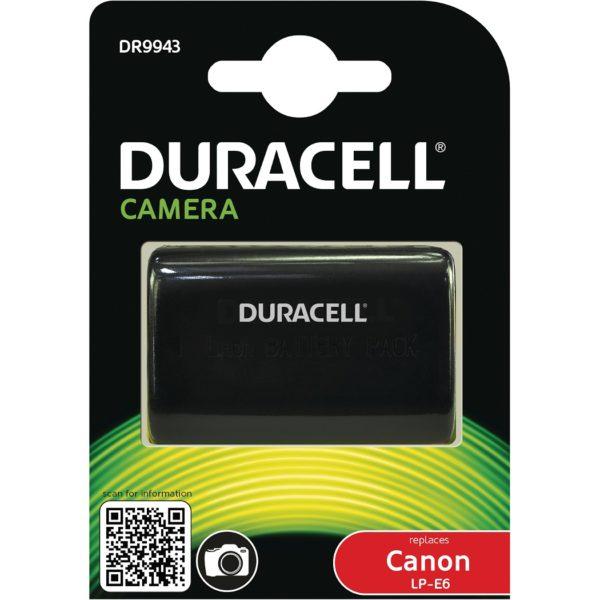 Replacement Canon LP-E6 Battery
